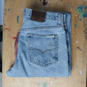 SOLD Vintage 1990 Guess Jeans Light Blue